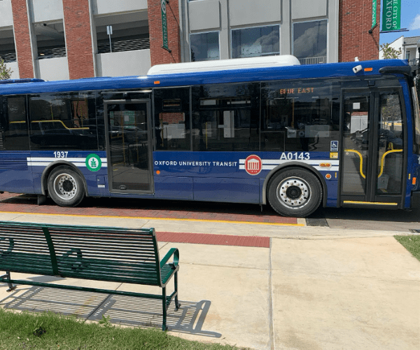 Oxford University Transit (OUT) Implements Technology Upgrades and Route Changes