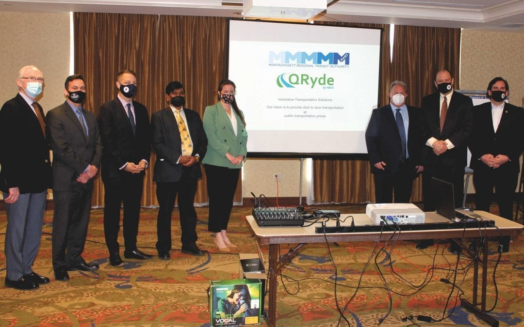 MART and QRyde Kickoff Workforce Transportation Services